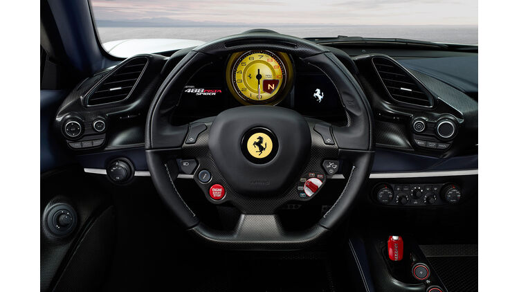 Ferrari 488 Pista Spider Daten Infos Marktstart Preis Auto Motor Und Sport