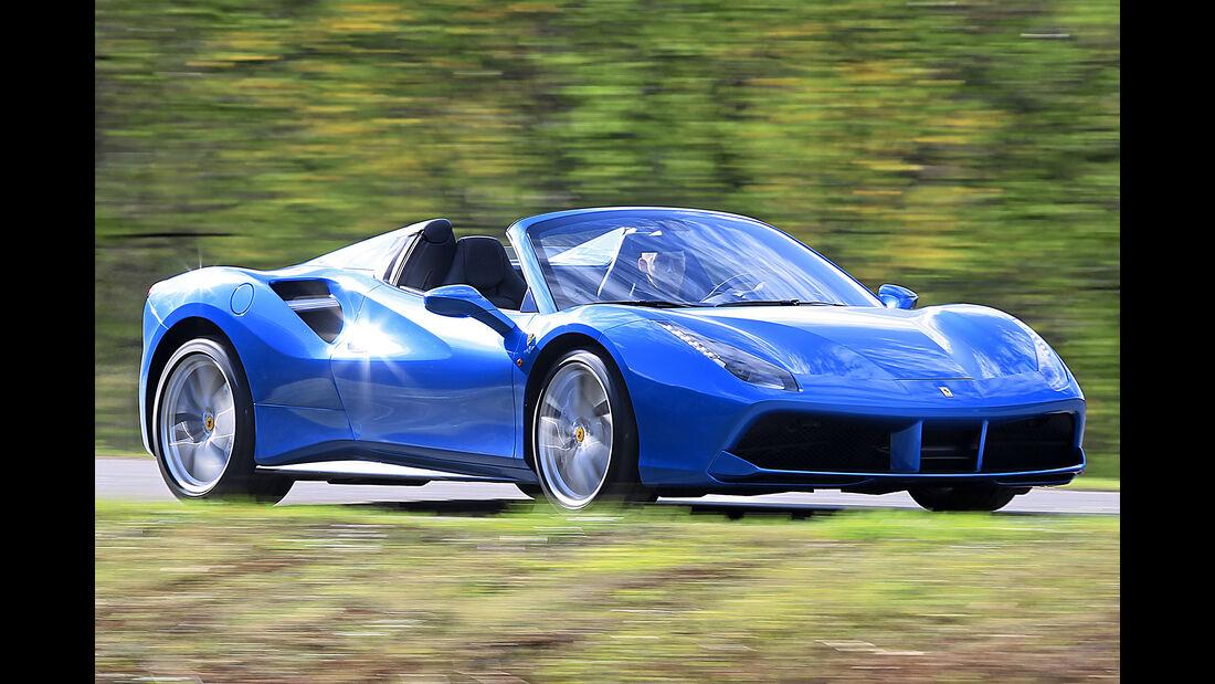 Ferrari 488 Spider, Best Cars 2020, Kategorie H Cabrios