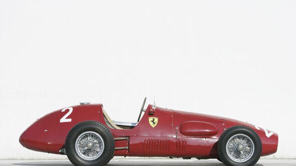 Ferrari 500 - Rennwagen - 1952/1953