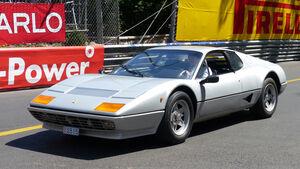 Ferrari 512 BB -  Carspotting - Formel 1 - GP Monaco 2015