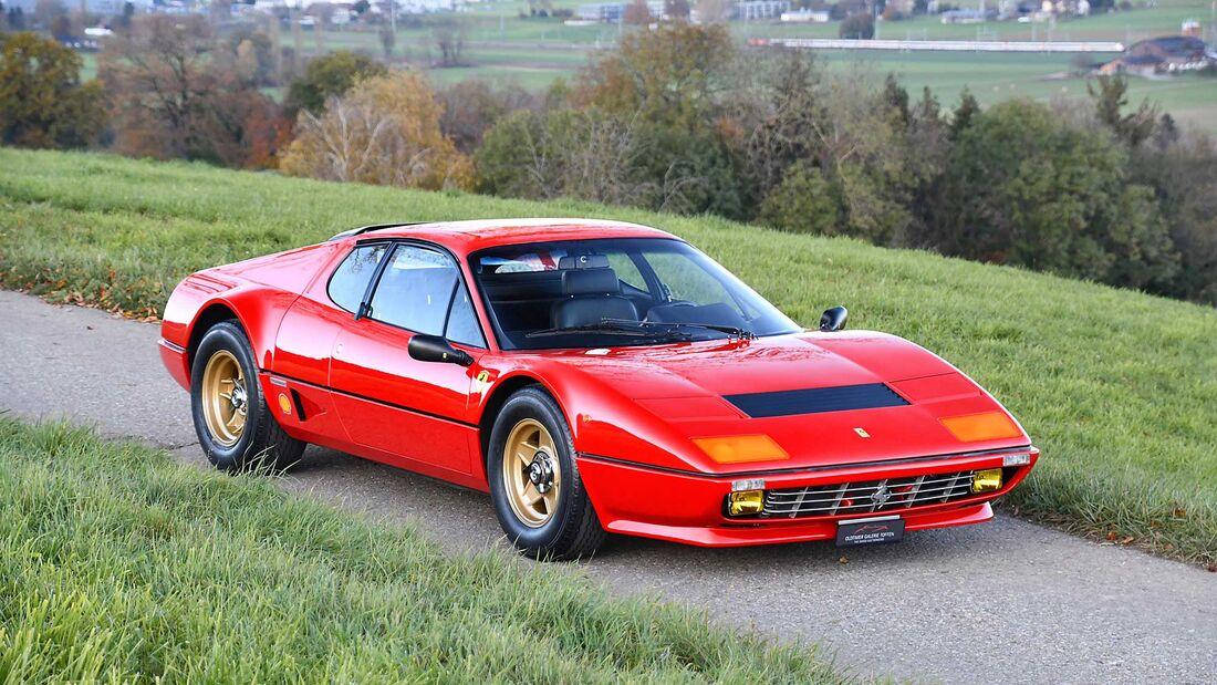 Ferrari 512 BBi 1982