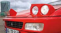 Ferrari 512 TR, Frontscheinwerfer
