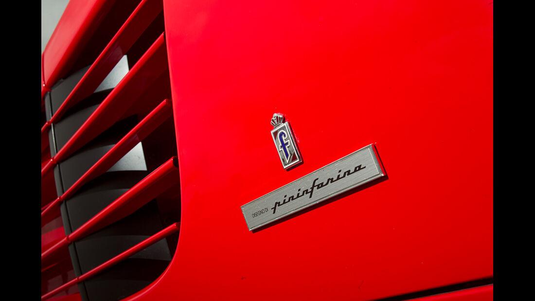 Ferrari 512 TR, Typenbezeichnung