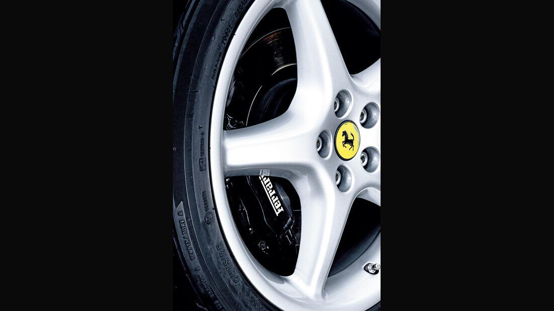 Ferrari 550 Maranello, Felge