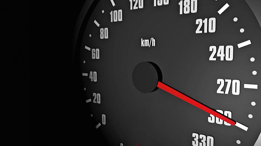 Ferrari 550 Maranello, Porsche 911 Turbo S, Tacho