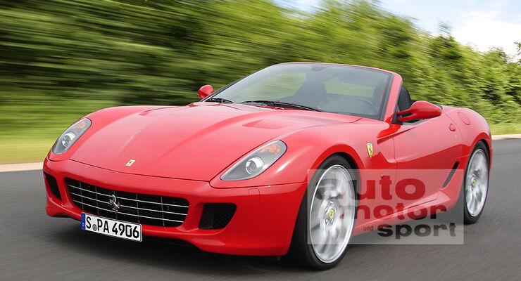 Ferrari 599 Cabrio