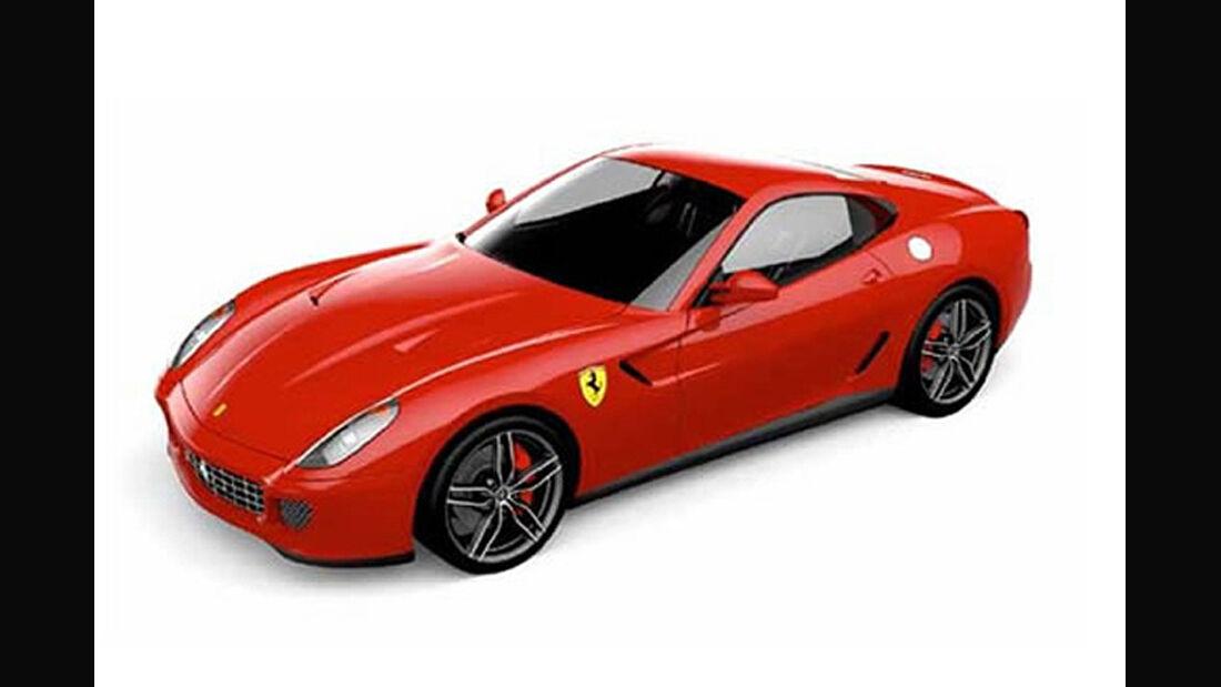 Ferrari 599 GTB 60F1 Sondermodell