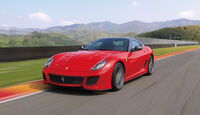 Ferrari 599 GTO, Frontansicht
