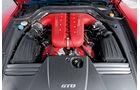 Ferrari 599 GTO, Motor