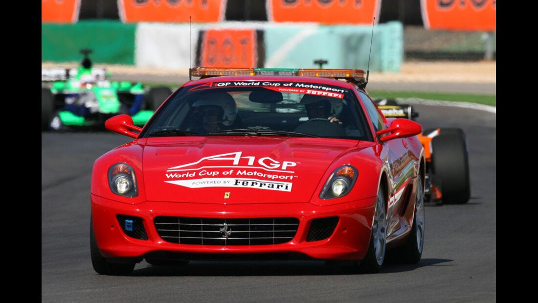 Ferrari 599 Safety Car
