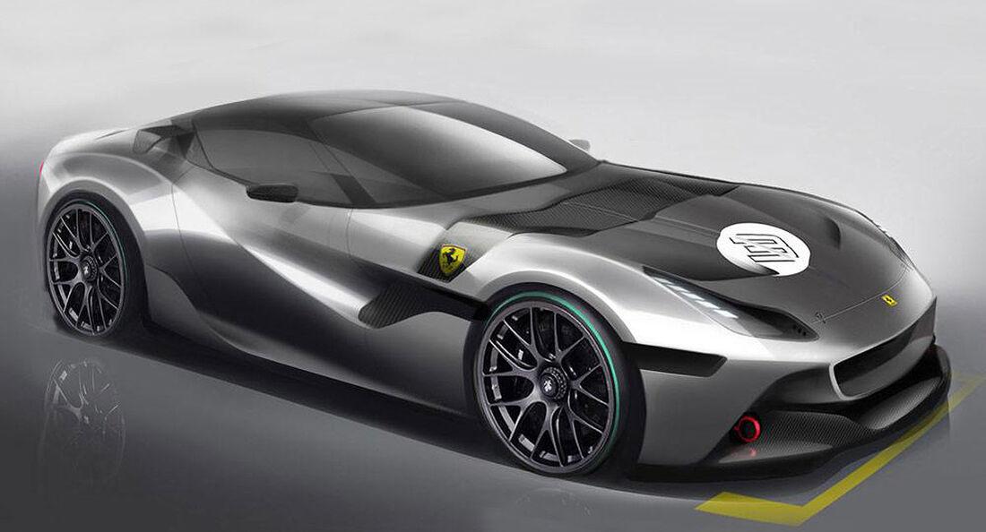 Ferrari 599 one off