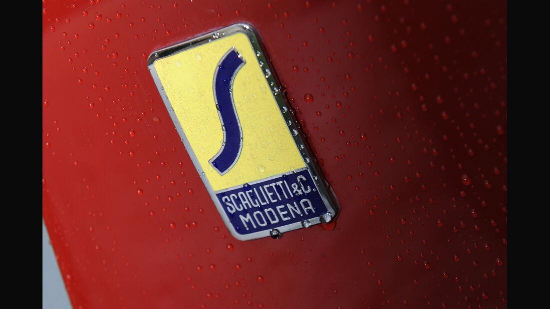Ferrari 750 Monza, Emblem