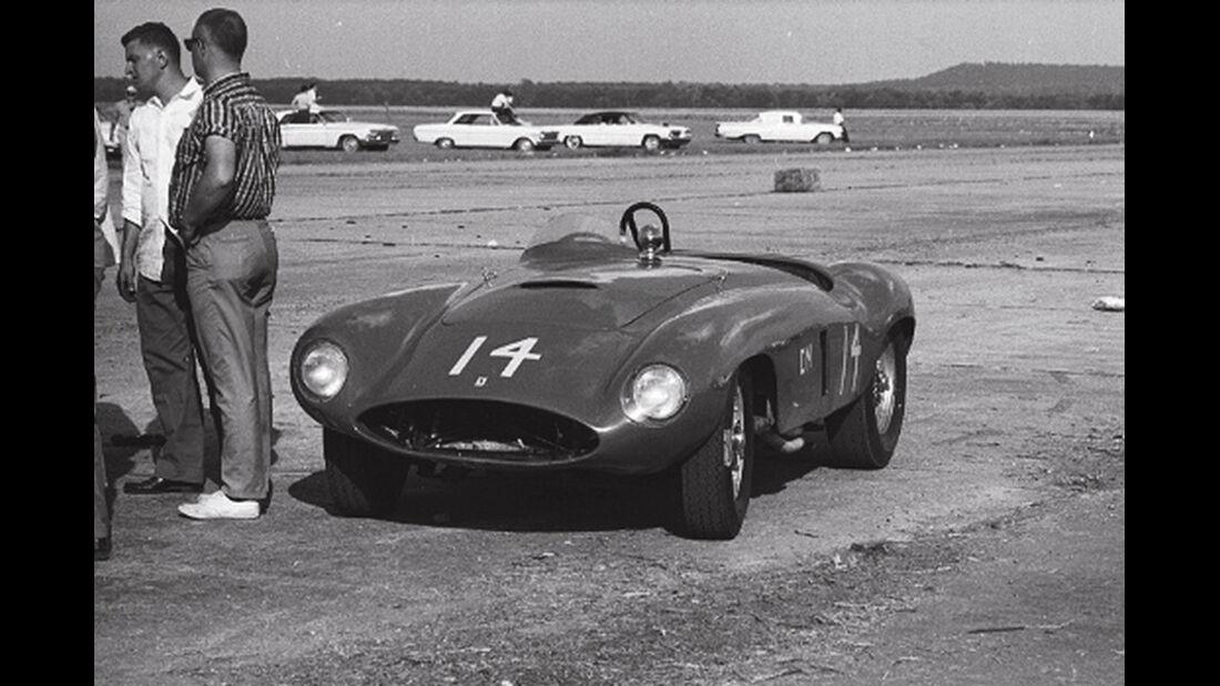 Ferrari 750 Monza, Hansen Dam, 1955
