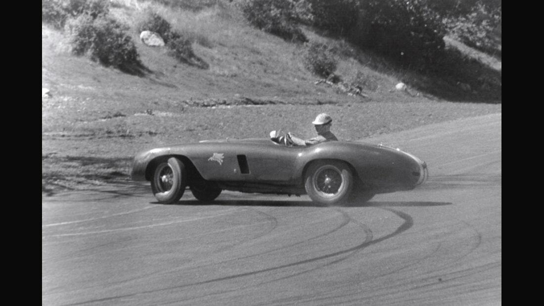 Ferrari 750 Monza, Lou Brero, 1957