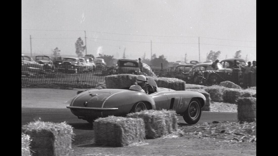 Ferrari 750 Monza, Neil Cargile, 1960
