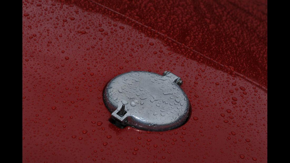 Ferrari 750 Monza, Tankdeckel