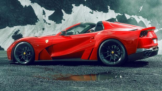 Ferrari 812 GTS Novitec N-Largo Tuning