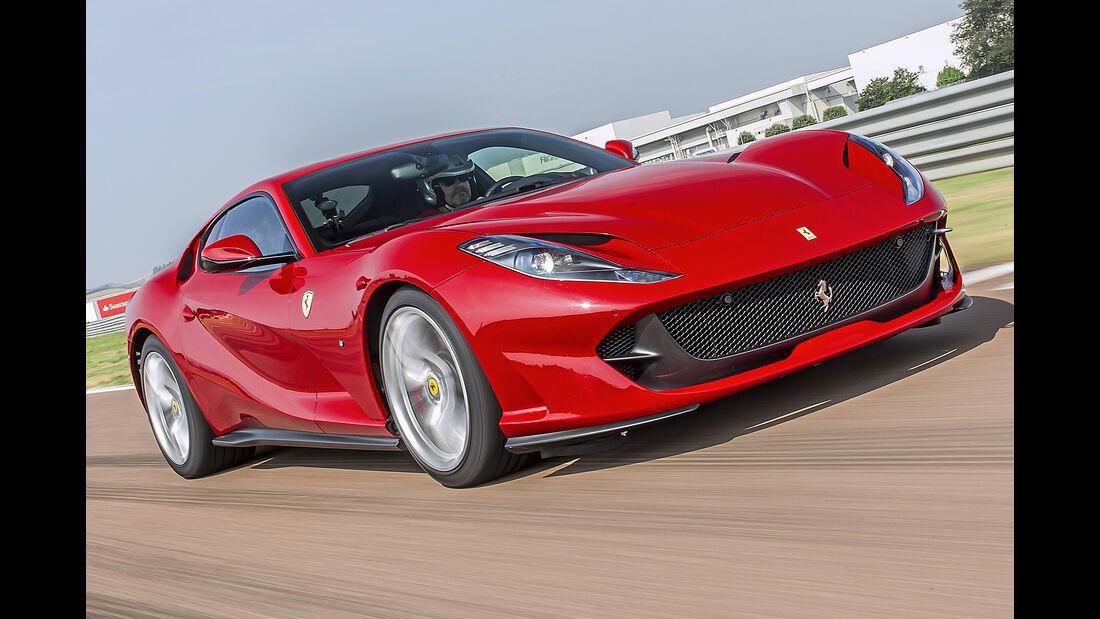 Ferrari 812 Superfast, Best Cars 2020, Kategorie G Sportwagen