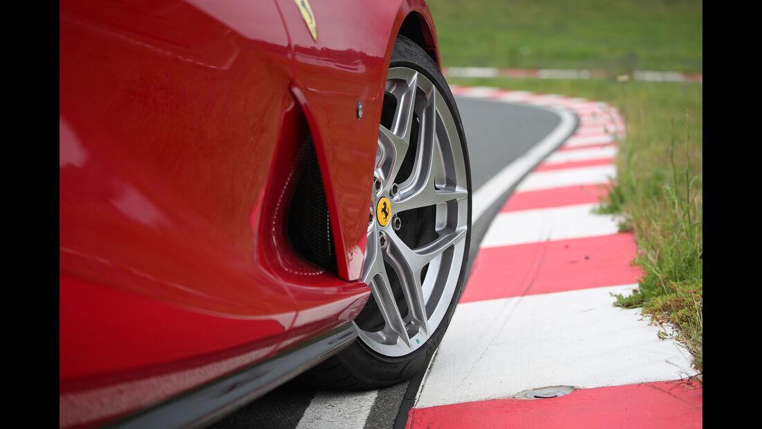 Ferrari 812 Superfast, Exterieur