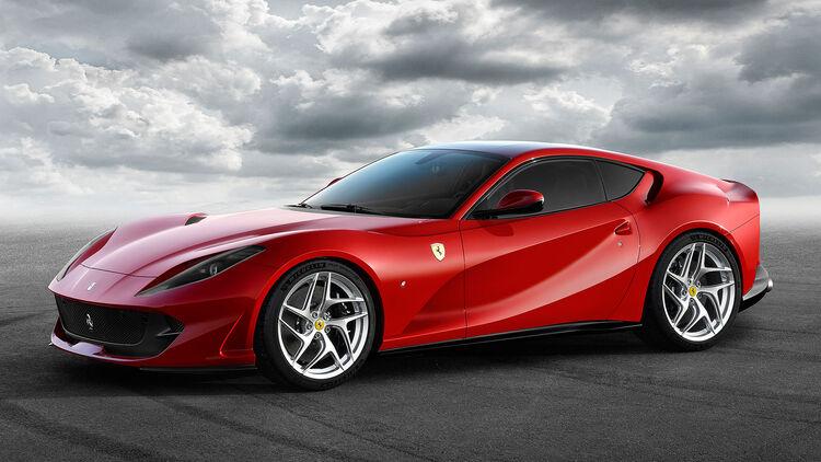 Ferrari 812 Superfast Daten, Infos, Preise, Marktstart