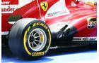 Ferrari Auspuff - Formel 1 - GP China - 13. April 2013