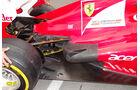 Ferrari Auspuff GP Kanada 2012