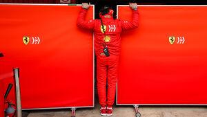 Ferrari - Barcelona - F1-Test - 20. Februar 2019
