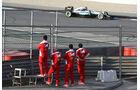 Ferrari - Barcelona - F1-Test - 2016