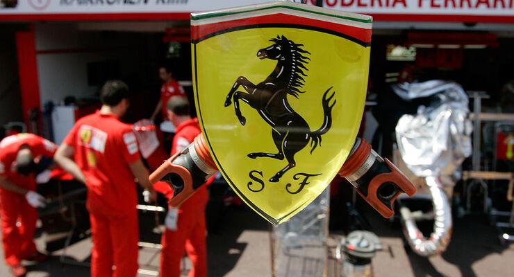 Ferrari Box