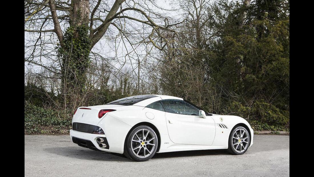 Ferrari California Alexander Surin