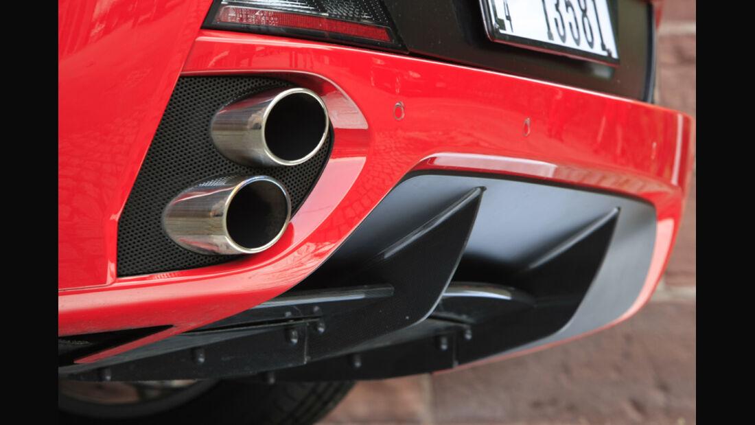 Ferrari California Auspuff