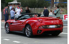 Ferrari California - Car Spotting - Formel 1 - GP Monaco - 24. Mai 2013