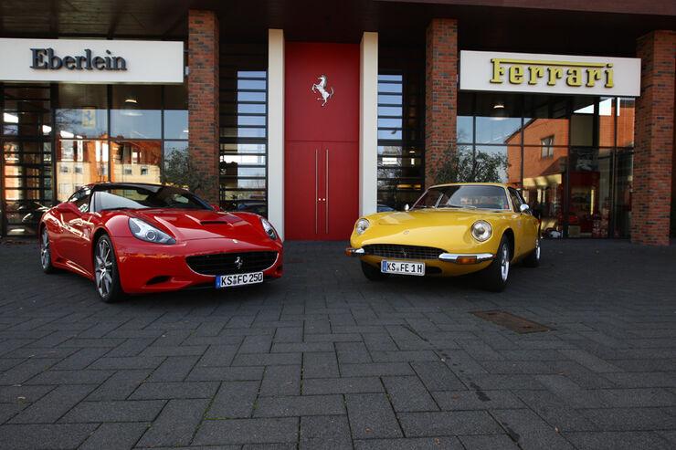 Ferrari California, Ferrari 365 GT