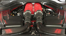 Ferrari California Motor