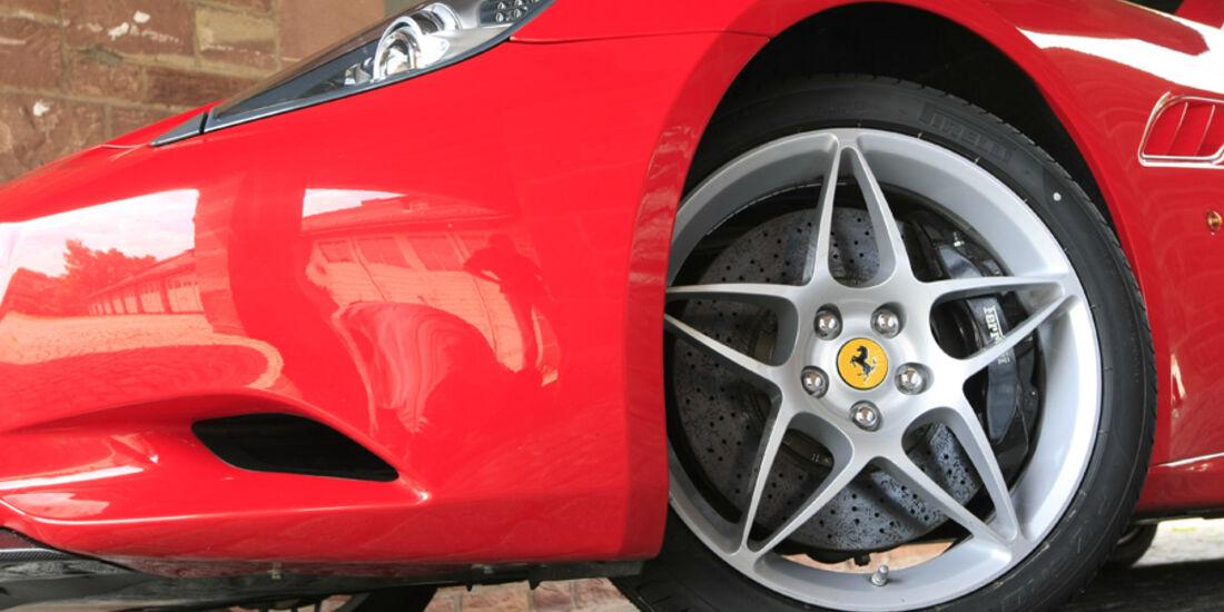 Ferrari California Rad