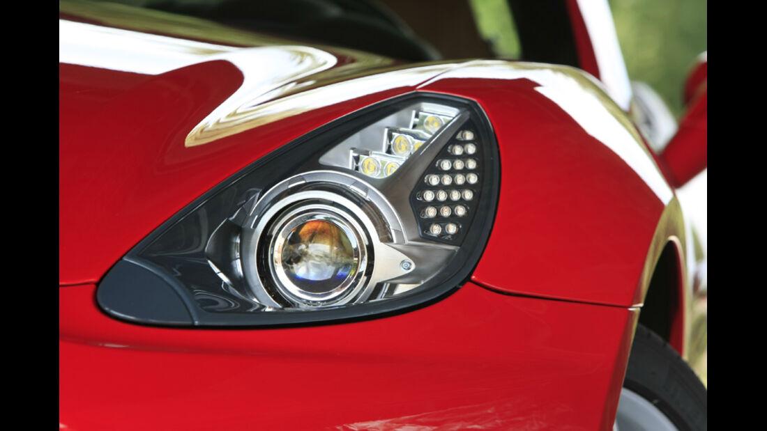 Ferrari California Scheinwerfer