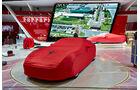 Ferrari California T, Genfer Autosalon, Messe 2014