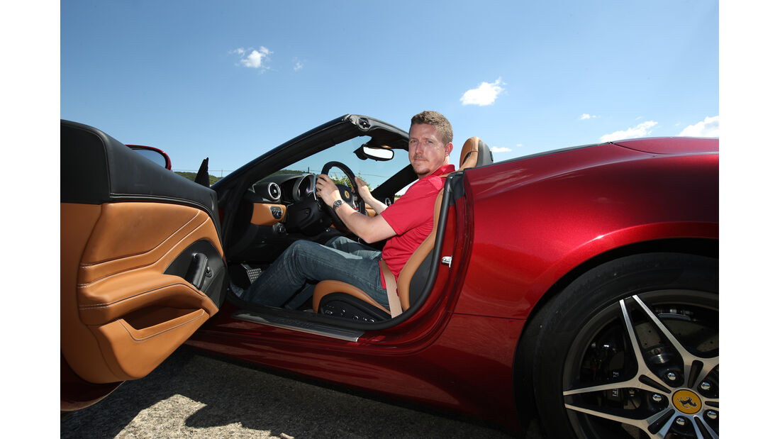 Ferrari California T, Jens Dralle