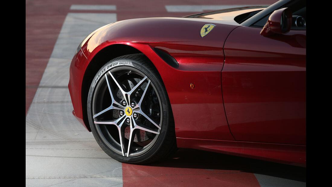 Ferrari California T, Rad, Felge