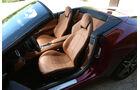Ferrari California T, Sitze