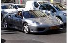 Ferrari - Car Spotting - Formel 1 - GP Monaco - 24. Mai 2013