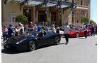 Ferrari - Car Spotting - Formel 1 - GP Monaco - 25. Mai 2014
