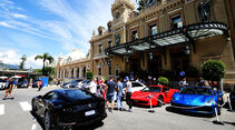 Ferrari - Carspotting - GP Monaco 2018