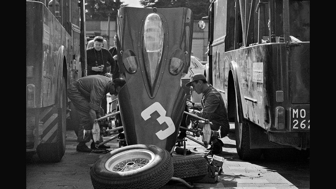Ferrari Dino 156 - GP Deutschland 1961 - Nürburgring