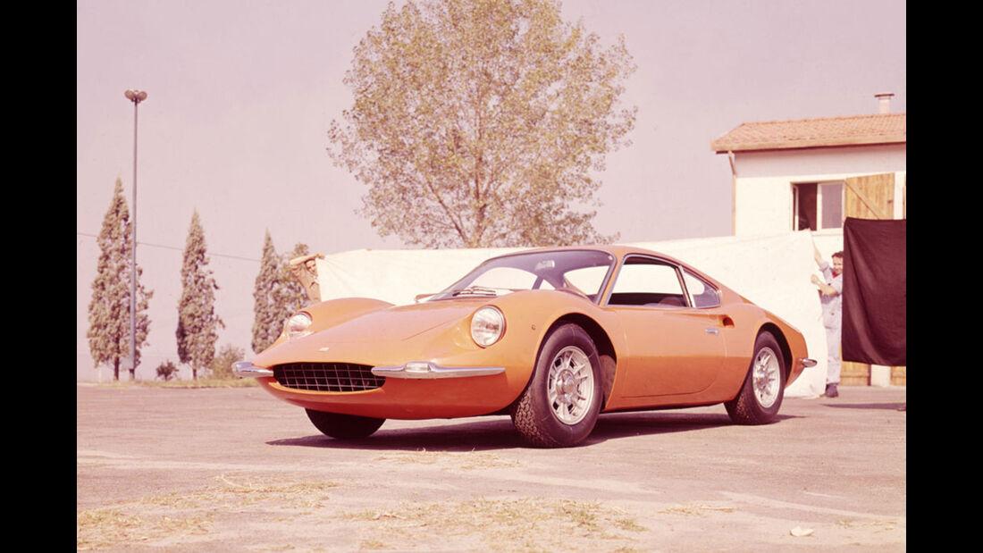 Ferrari Dino 206 GT - Sechszylinder