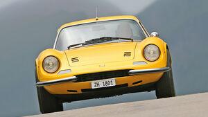 Ferrari Dino 246 GT, Frontansicht