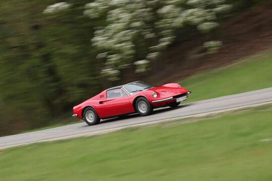 Ferrari Dino 246 GTS, Garagengold