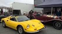 Ferrari Dino 246 GTS - Monterey Motorsports Reunion 2016 - Laguna Seca