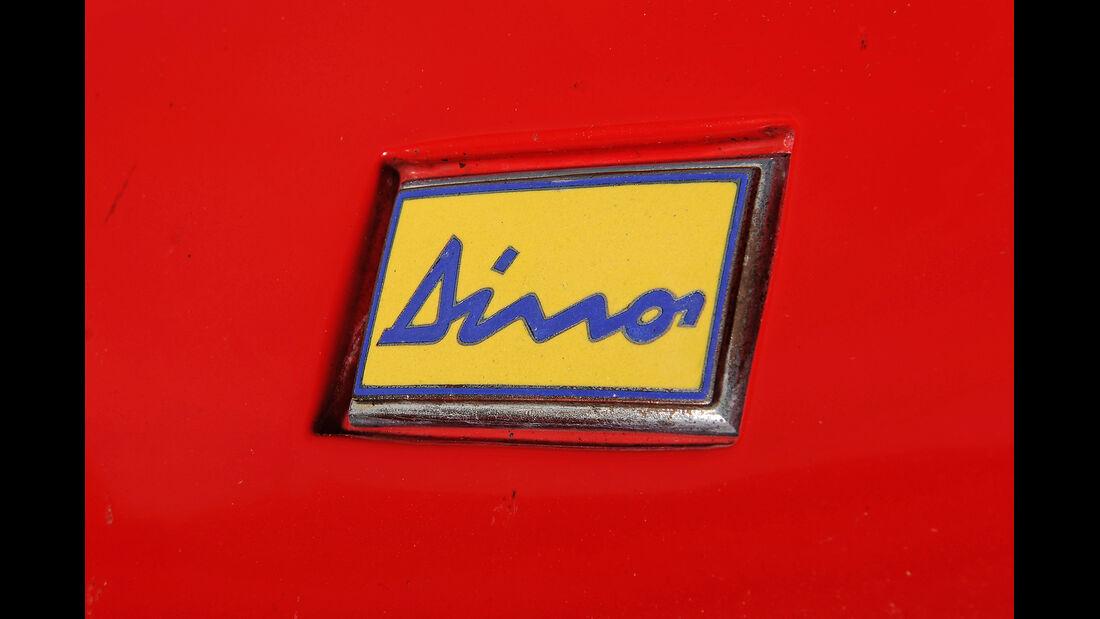 Ferrari Dino 246 GTS, Typenbezeichnung