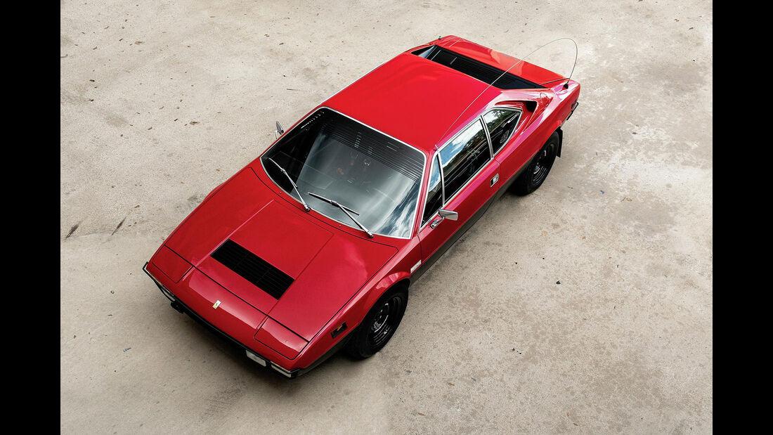 Ferrari Dino 308 GT4 Safari